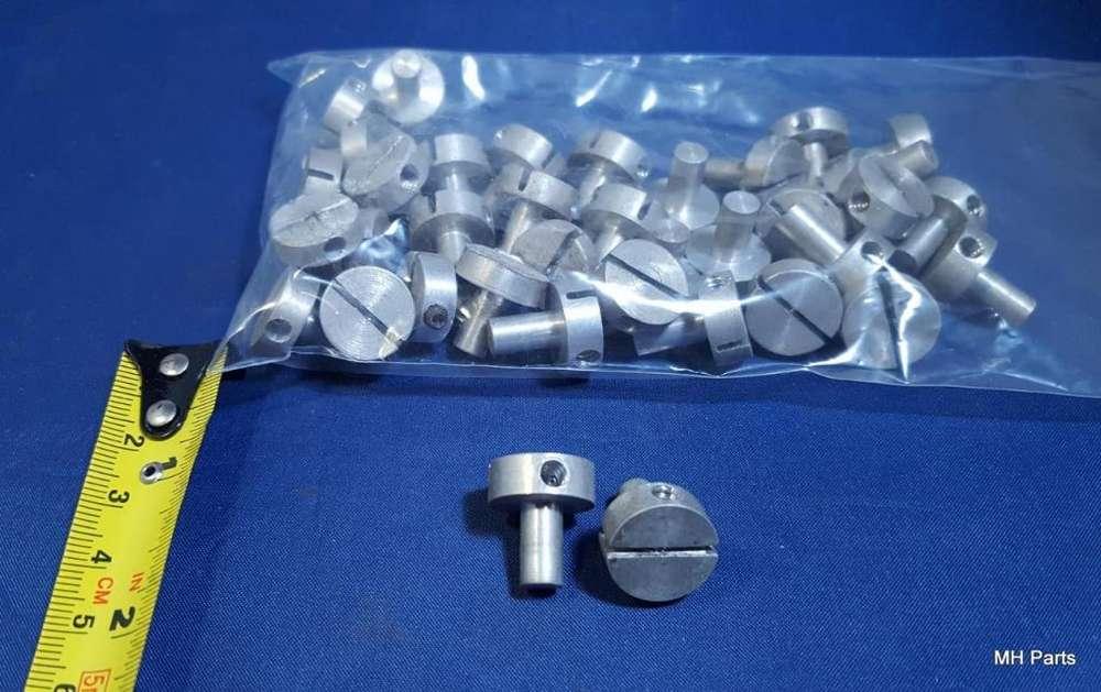 Hardware De Aluminio Para Radios