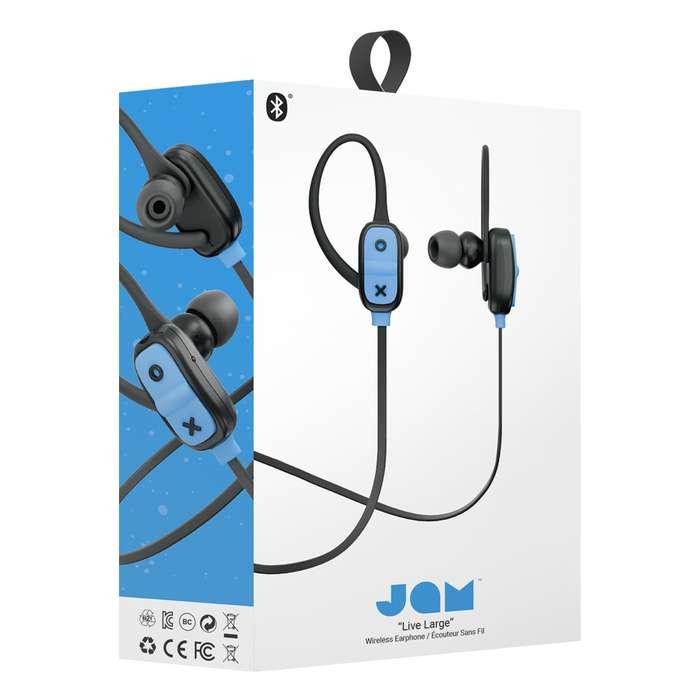 Audífonos Bluetooth Inalámbricos Jam con Micrófono