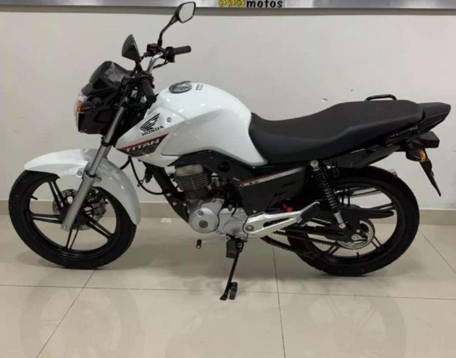 Vendo New Cg 150