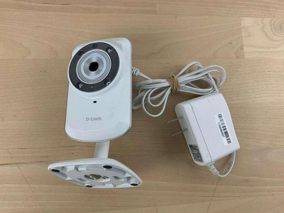 Camara wifi dlink DCS 932L