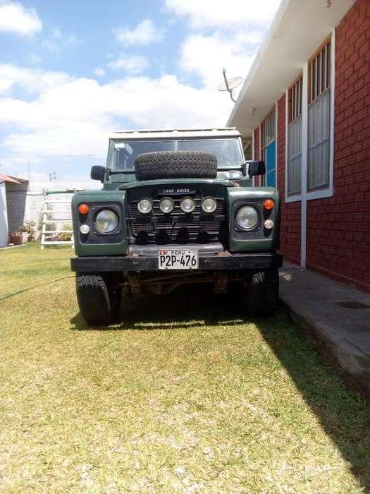 Land <strong>rover</strong> Otro 1975 - 456123 km