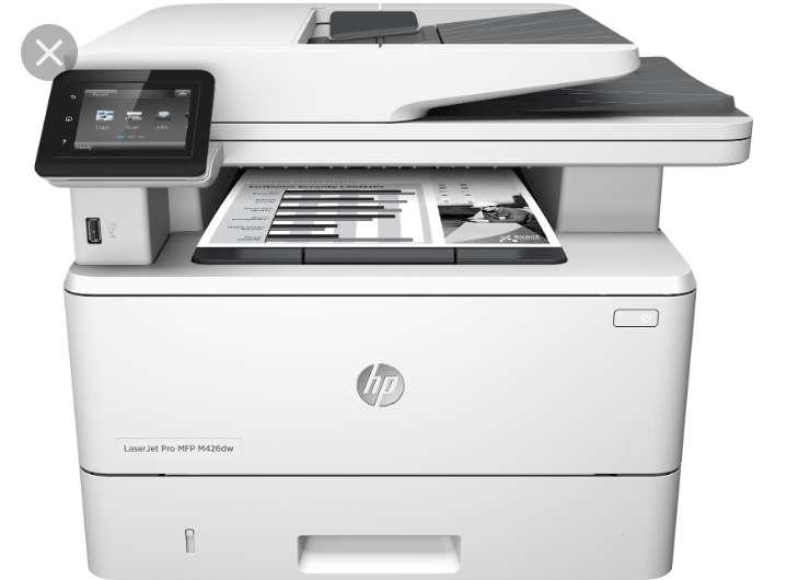Impresora multifuncional Hp Color LaserJet Pro MFP M281fdw