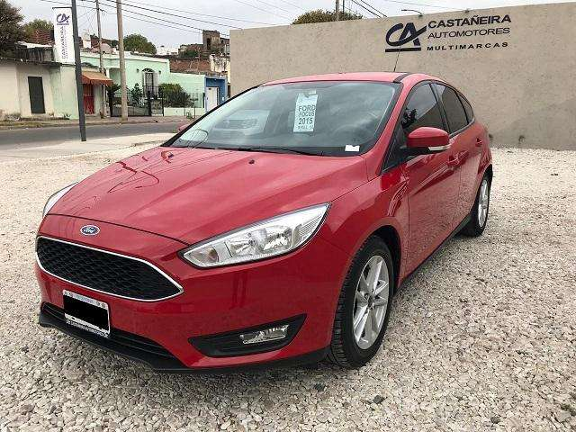 Ford Focus 2015 - 50000 km