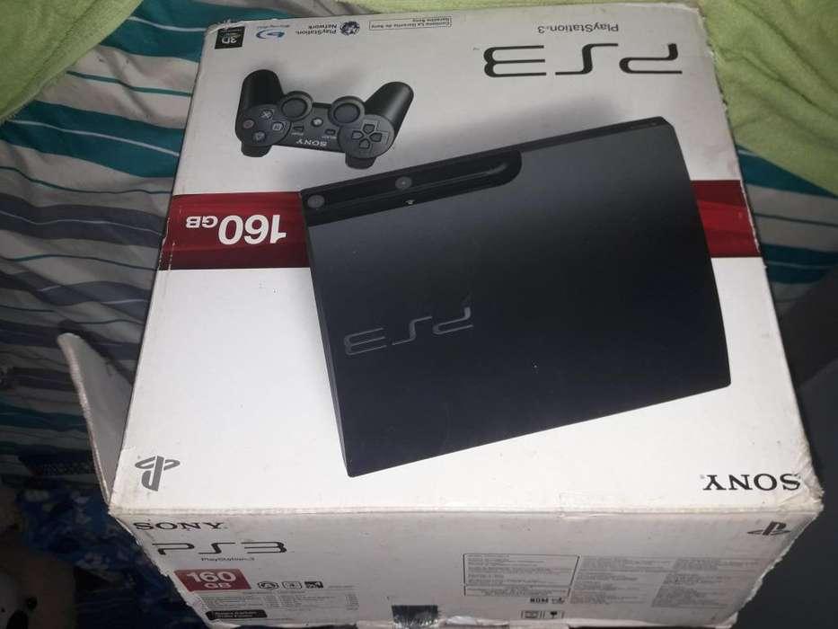 PlayStation 3 Usado Buen Precio 4 mandos