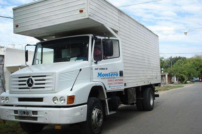 Empresa de Mudanzas a todo el pais 03414375808