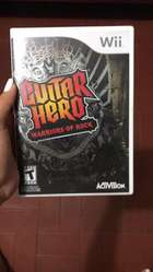 Vendo Guitar Hero