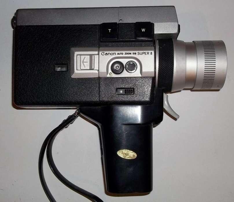 Camara Filmadora Super 8 Canon