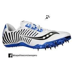 Zapatillas De Atletismo Con Clavos nike saucony puma Lima