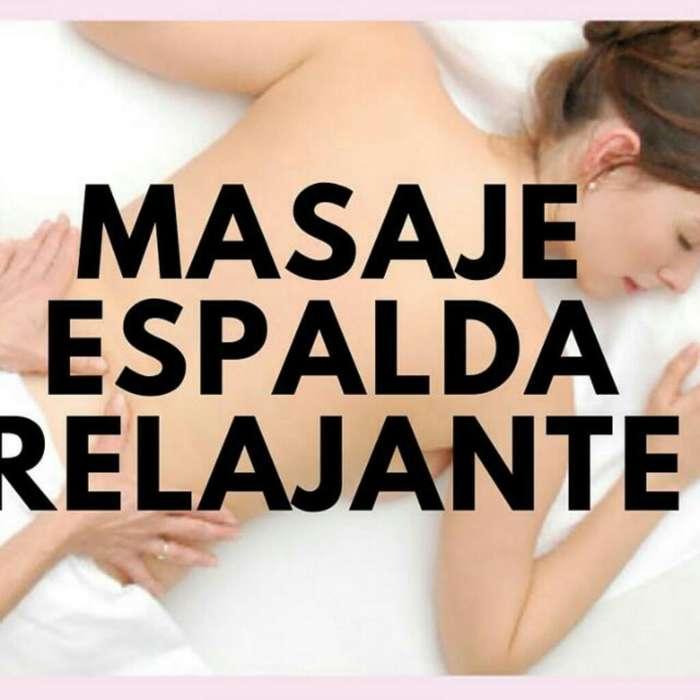 Masajes Terapeuticos Relajativos