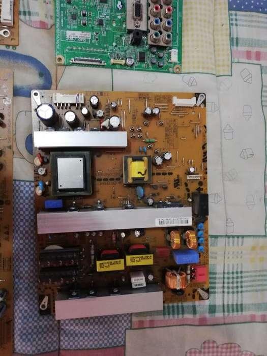 Placas Del <strong>plasma</strong> Lg Modelo 50pa4500