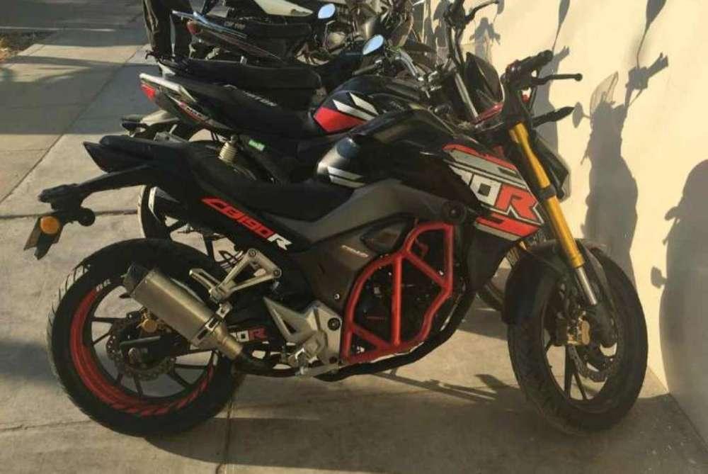 Moto Honda Cb 190