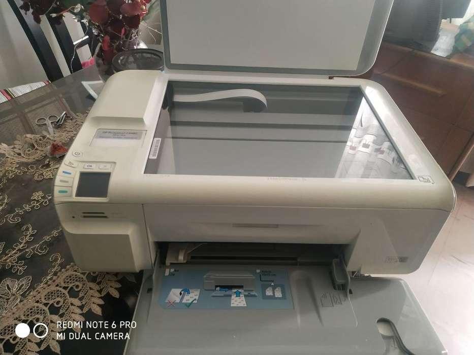 Impresora C4480 Hp Multiusos