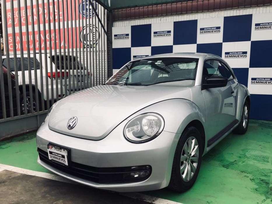 Volkswagen Beetle 2015 - 53201 km