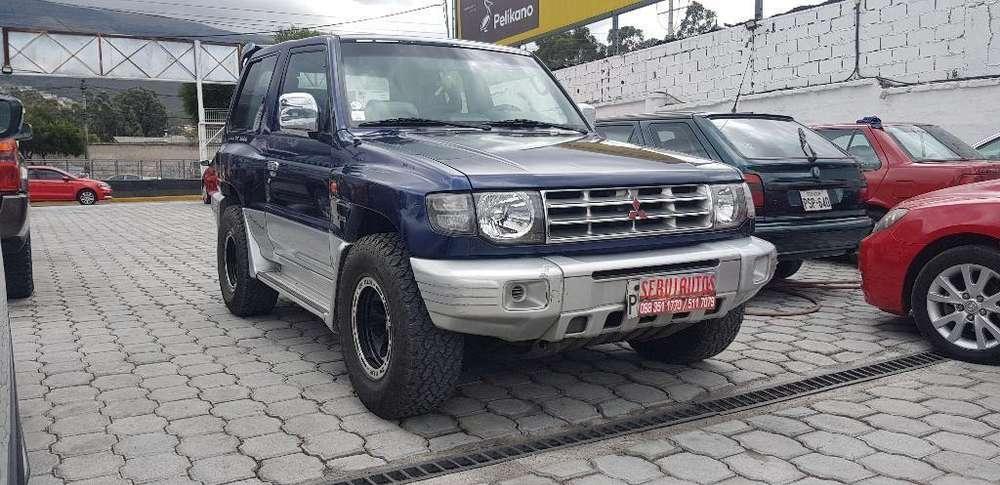 <strong>mitsubishi</strong> Montero 1998 - 398000 km