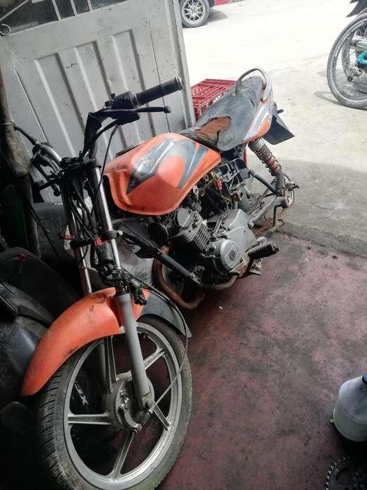 Vendo Motor de Platino 100