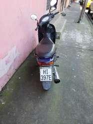 Vendo Linda Motoneta Honda