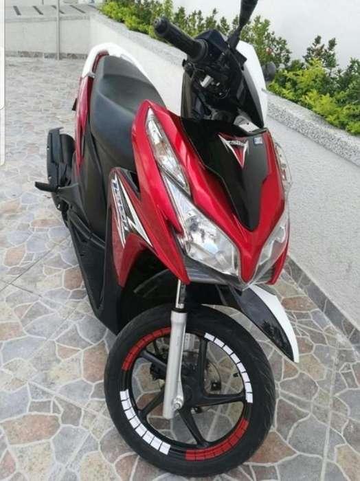 Vendo Moto Honda Click 125