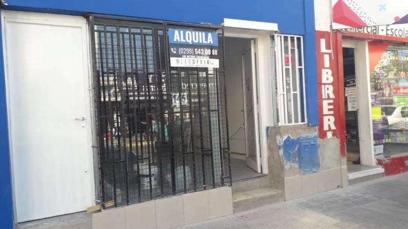 ALQUILER LOCAL COMERCIAL 100M2. ALCORTA 200- CENTRO BAJO NEUQUEN