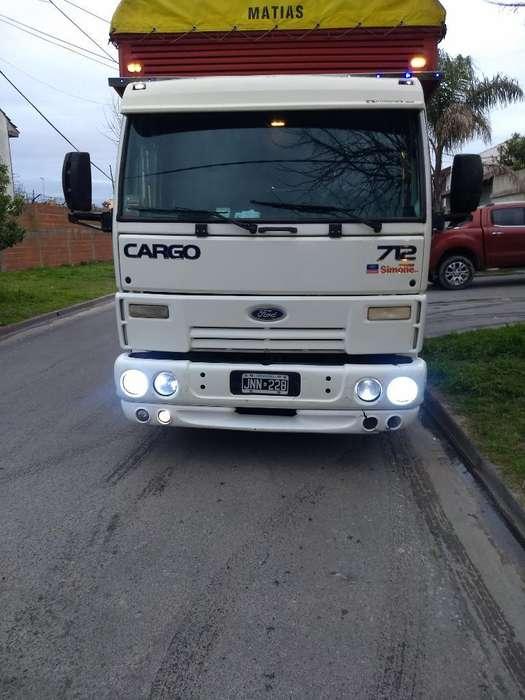 Vendo Camion Solo Chasis Ford Cargo 712