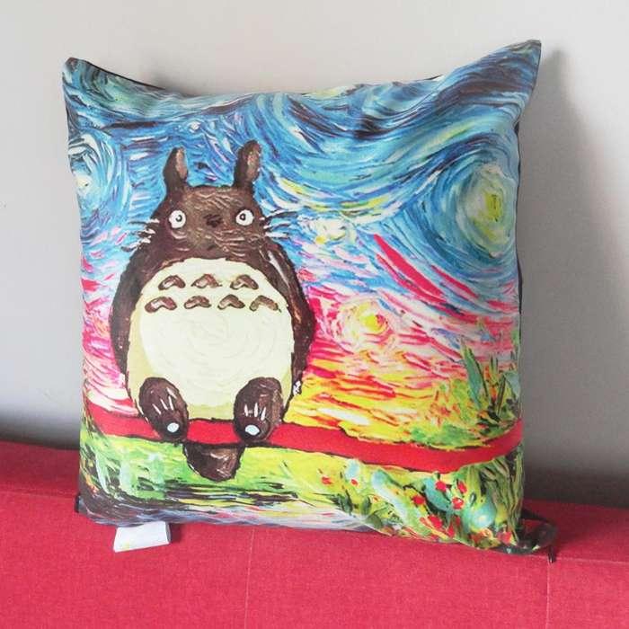 Cojín Totoro 45 x 45cm