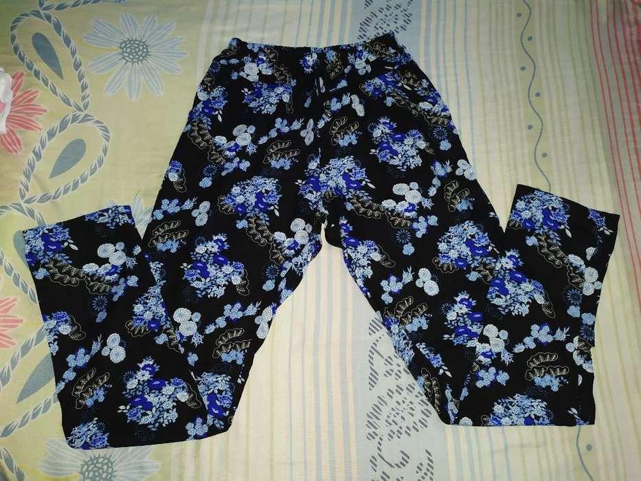 Hermosos Pantalones de Fibrana Nuevos