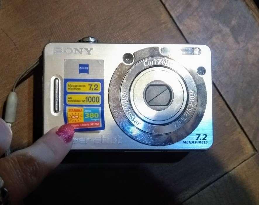 Cámara Digital Sony Dsc-w55