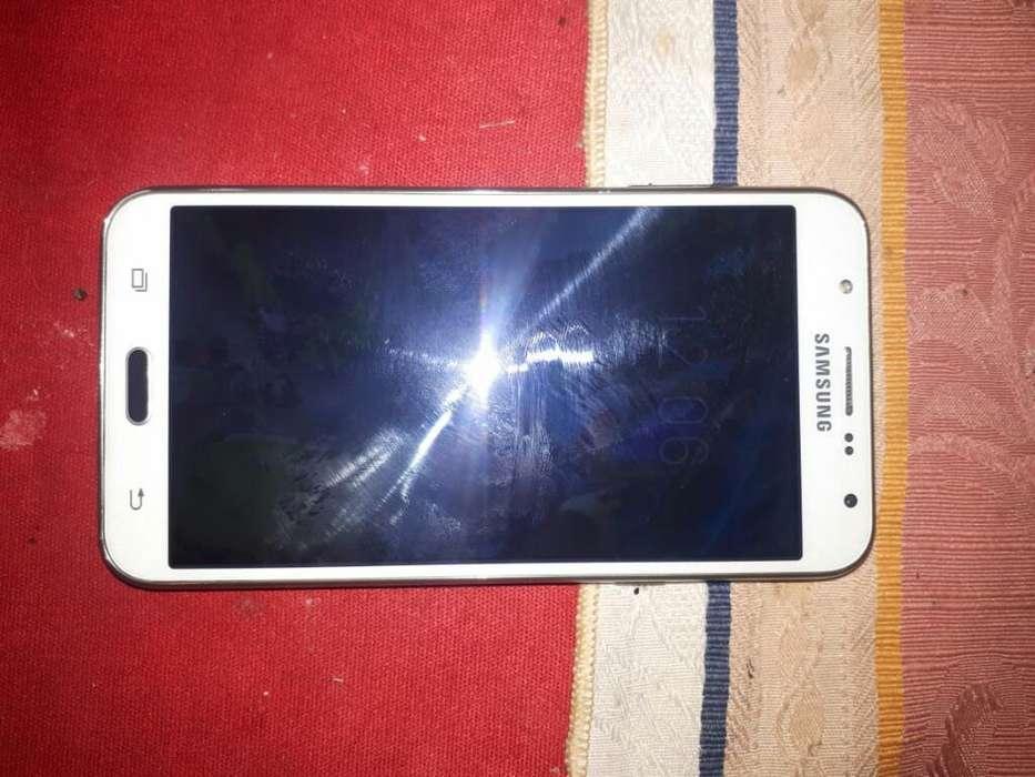 Samsung Galaxy J7 Blanco.