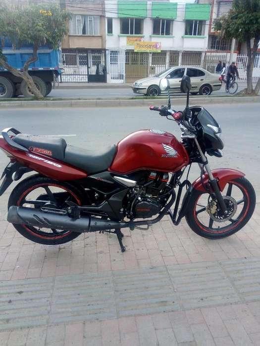 Se Vende Moto Honda Cbf 150 Modelo 2014