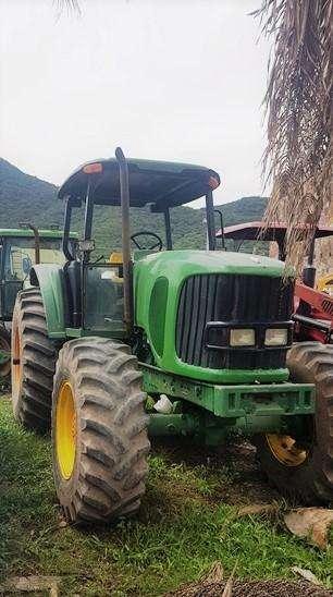 Tractor John Deere 6615 125 hp año 2006
