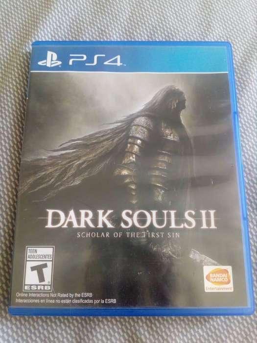 Vendo Dark Souls 2: Scholar of the First Sin