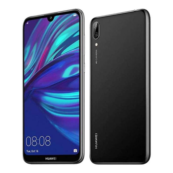 Vendo Celular Huawei Y7 2019