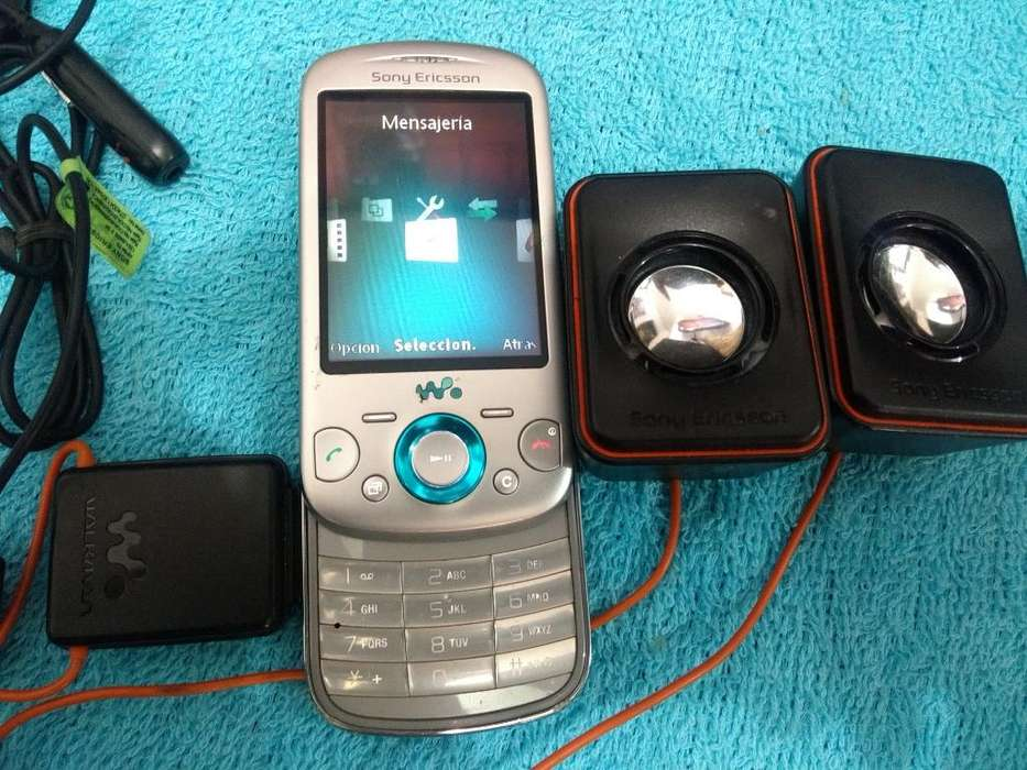 Sony Ericsson Clásico Zylo Funcional
