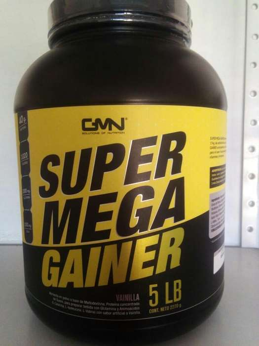 Super Mega Gainer