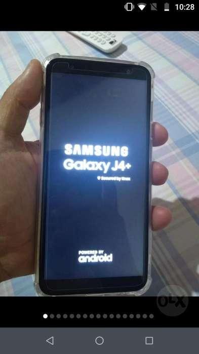 Samsung Galaxy J4 Plus Doblé Sim Card