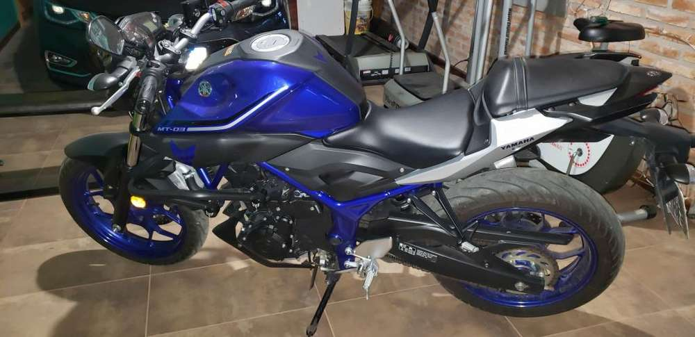 Vendo <strong>yamaha</strong> MT 03