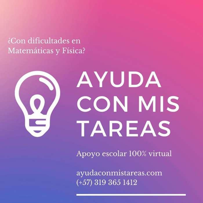Matematicas Y Física Servicio Nacional