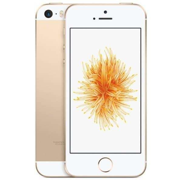 Vendo Iphone SE 64GB Gold - impecable estado.