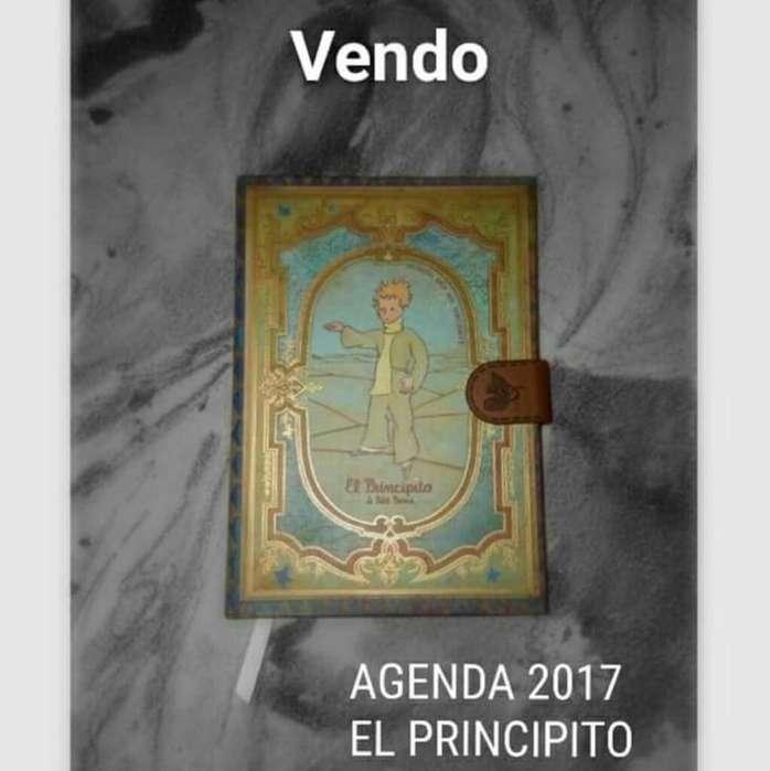 Agenda Original El Principito 2017