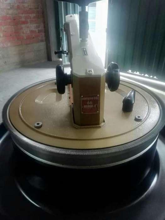 Vendo Máquina Platilladora Gg12 Complett