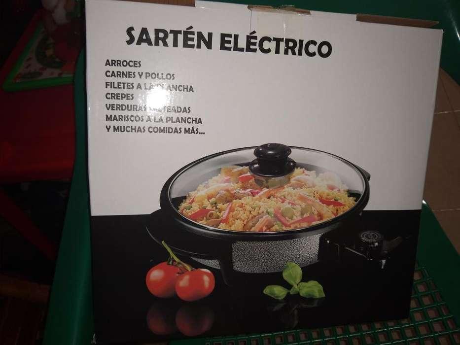 Sarten Electrico