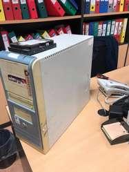.VENDO CPU INTEL CELERON 2.66 GHZ, 40 HDD , 512 MB RAM DDR