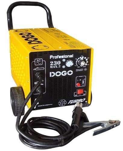 SOLDADORA DOGO 230 MAX II