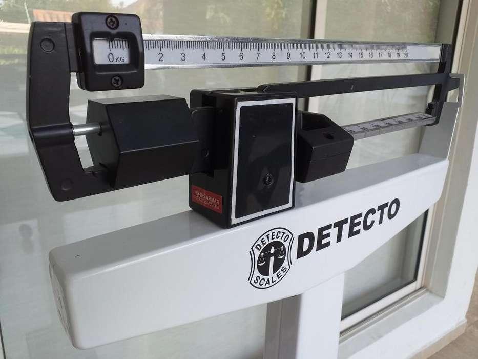 REMATE!! HASTA 50% EN EQUIPOS MÉDICOS! --- BASCULA DETECTO 400 LBS 349.900