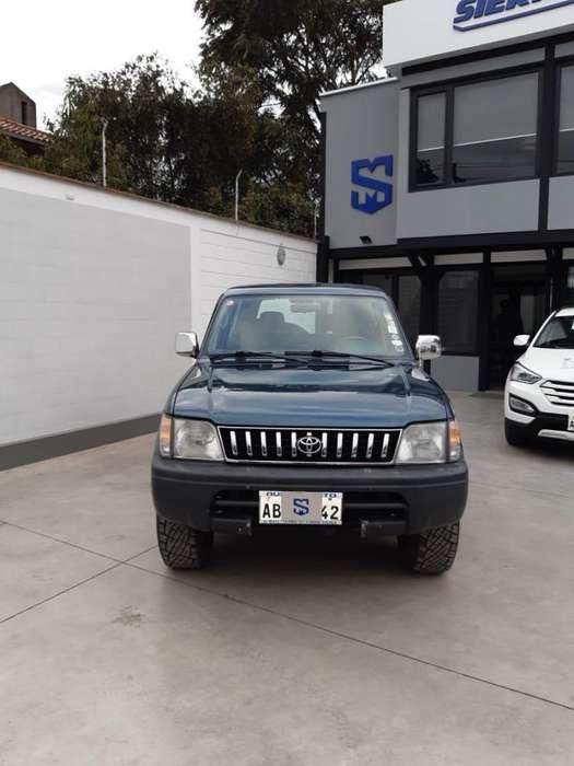 Toyota Land Cruiser 2001 - 144010 km