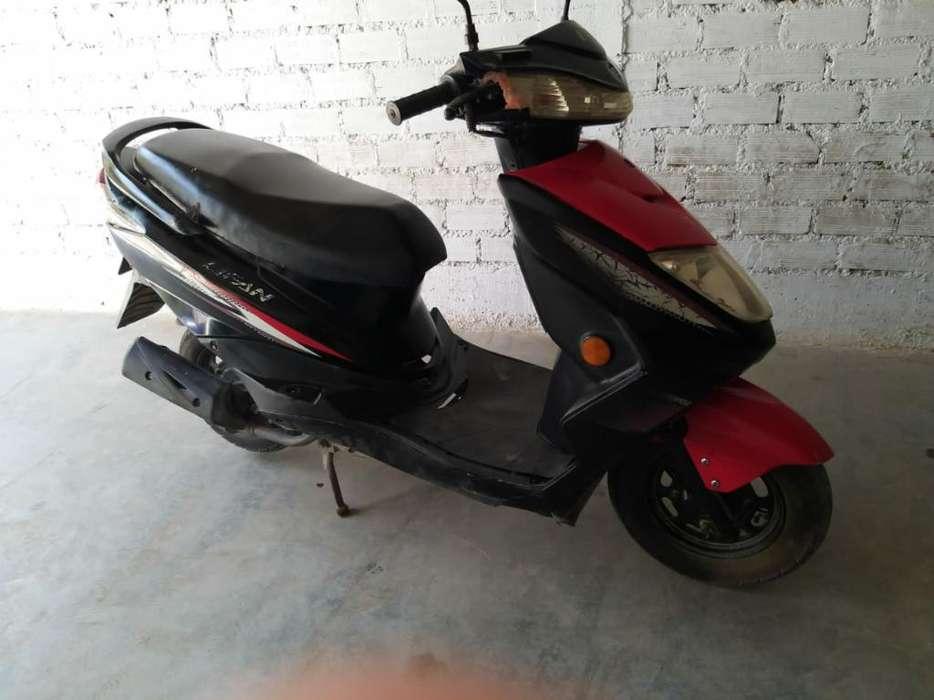 Moto Lifan 150