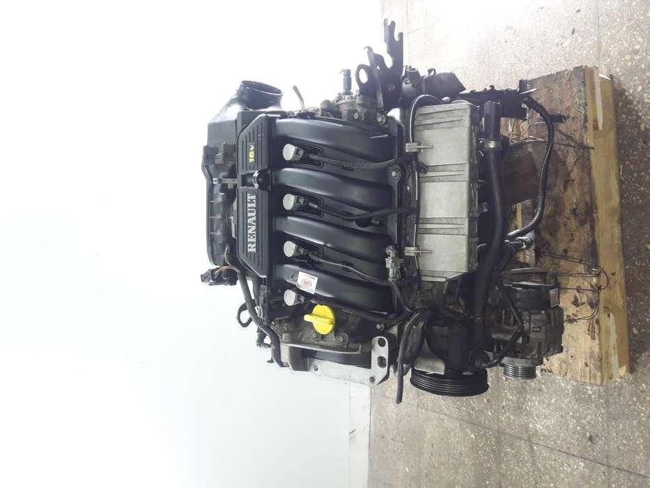 Motor Renault K4m Kangoo Sandero Clio Megane Wr3169