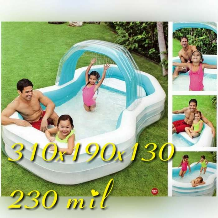 Piscina Intex Mega Grande