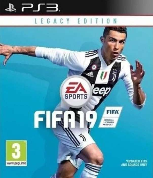 Vendo Video Juego Fifa 19 Y Pes18