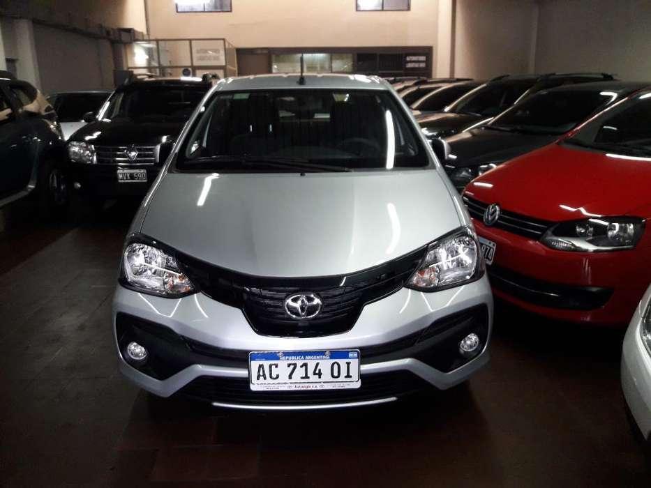 Toyota Etios 2018 - 150 km