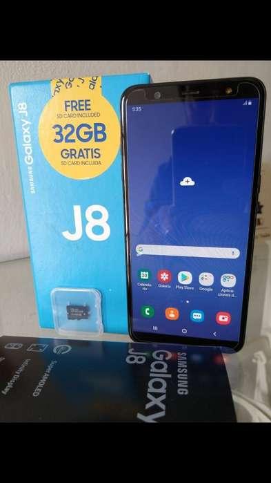 Samsung J8 Libre